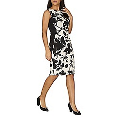 Dorothy Perkins - Lily and Franc monochrome bodycon dress