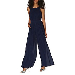 Dorothy Perkins - **showcase navy 'natalie' jumpsuit