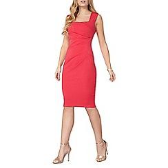 Dorothy Perkins - Scarlett b pink lydia bodycon dress