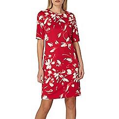 Dorothy Perkins - Pink floral shift dress