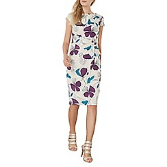 Dorothy Perkins - **Lily & Franc stone floral dress