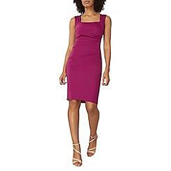 Dorothy Perkins - Scarlett b purple lydia dress