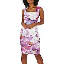 Dorothy Perkins - **scarlett b lydia floral print bodycon dress