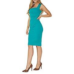Dorothy Perkins - **Scarlett B green 'Lydia' bodycon dress