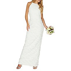 Dorothy Perkins - **Clara bridal maxi dress