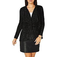 Dorothy Perkins - **billie & blossom black sparkle cardigan