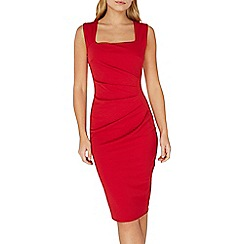 Dorothy Perkins - **Scarlett B red Lydia bodycon dress