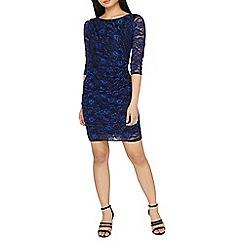 Dorothy Perkins - **billie & blossom cobalt lace bodycon dress