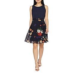 Dorothy Perkins - **billie & blossom petite colour block skater dress