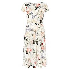 Dorothy Perkins - **billie & blossom tall ivory floral skater dress