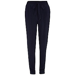 Dorothy Perkins - Tall plain navy jogger