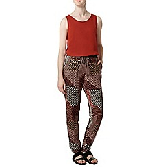Dorothy Perkins - Tall multi patchwork jogger