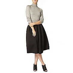 Dorothy Perkins - Black jersey prom skirt