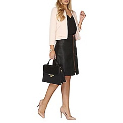 Dorothy Perkins - Black extended a-line skirt