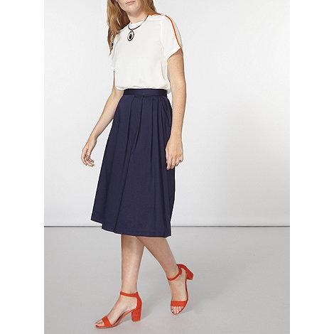 Dorothy Perkins - Navy full skirt