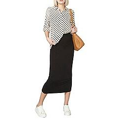Dorothy Perkins - Black tube skirt