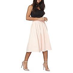 Dorothy Perkins - Blush full skirt