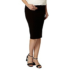 Dorothy Perkins - Maternity black pencil skirt