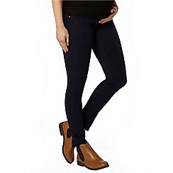 Dorothy Perkins - Maternity indigo over bump supeerskinny jeans