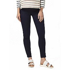 Dorothy Perkins - Maternity indigo under bump jeggings