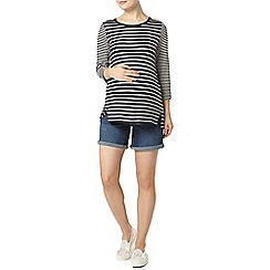 Dorothy Perkins - Maternity mid-wash underbump boy shorts