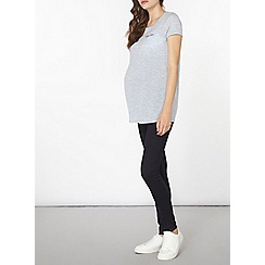 Dorothy Perkins - Maternity blue dream team t-shirt