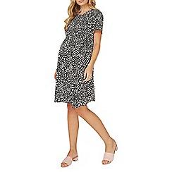 Dorothy Perkins - **maternity animal print tea dress