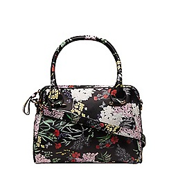 Dorothy Perkins - Floral slouch mini bowler