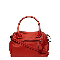 Dorothy Perkins - Orange mini slouch bowler bag
