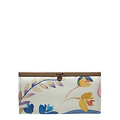 Dorothy Perkins - Floral bar top purse