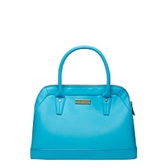 Dorothy Perkins - Blue compartment kettle bag