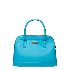 Dorothy Perkins - Blue compartment kettle bag