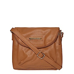 Dorothy Perkins - Tan small pouch crossbody bag