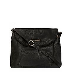 Dorothy Perkins - Black large pouch crossbody bag