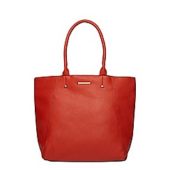 Dorothy Perkins - Orange shopper