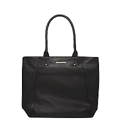 Dorothy Perkins - Black shopper bag