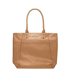 Dorothy Perkins - Tan shopper bag