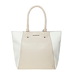 Dorothy Perkins - Neutral shopper bag