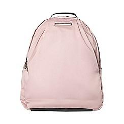 Dorothy Perkins - Pink nylon backpack