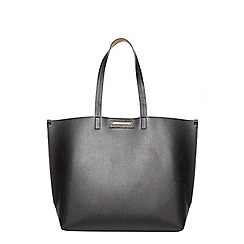 Dorothy Perkins - Black purse shopper bag
