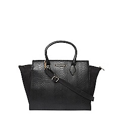 Dorothy Perkins - Black slouch side tote bag