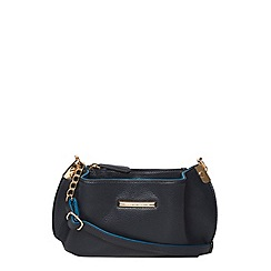 Dorothy Perkins - Navy pouch crossbody bag