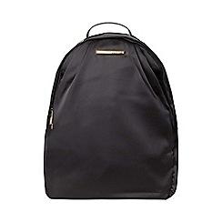 Dorothy Perkins - Black nylon backpack