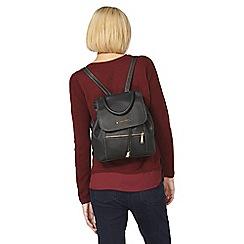 Dorothy Perkins - Black drawstring backpack