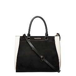 Dorothy Perkins - Large slip pocket tote