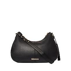 Dorothy Perkins - Black crescent shoulder bag
