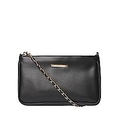 Dorothy Perkins - Black chain shoulder bag