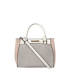 Dorothy Perkins - Blush mix mini pipe tote bag