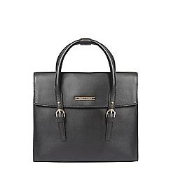 Dorothy Perkins - Black multiway tote backpack bag