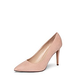 Dorothy Perkins - Pink 'emily' pointed court shoes